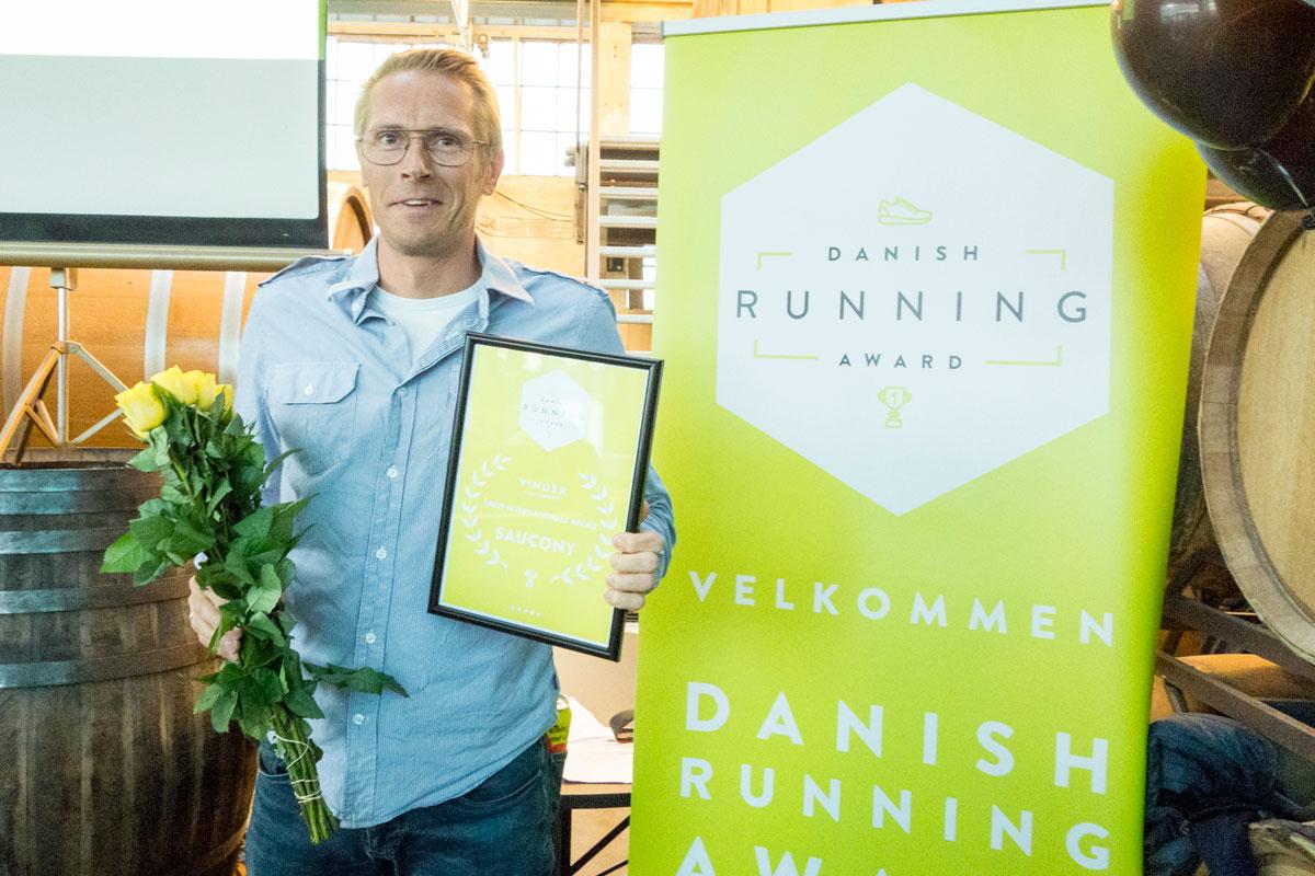 Vinderne af Danish Running Award 2016!