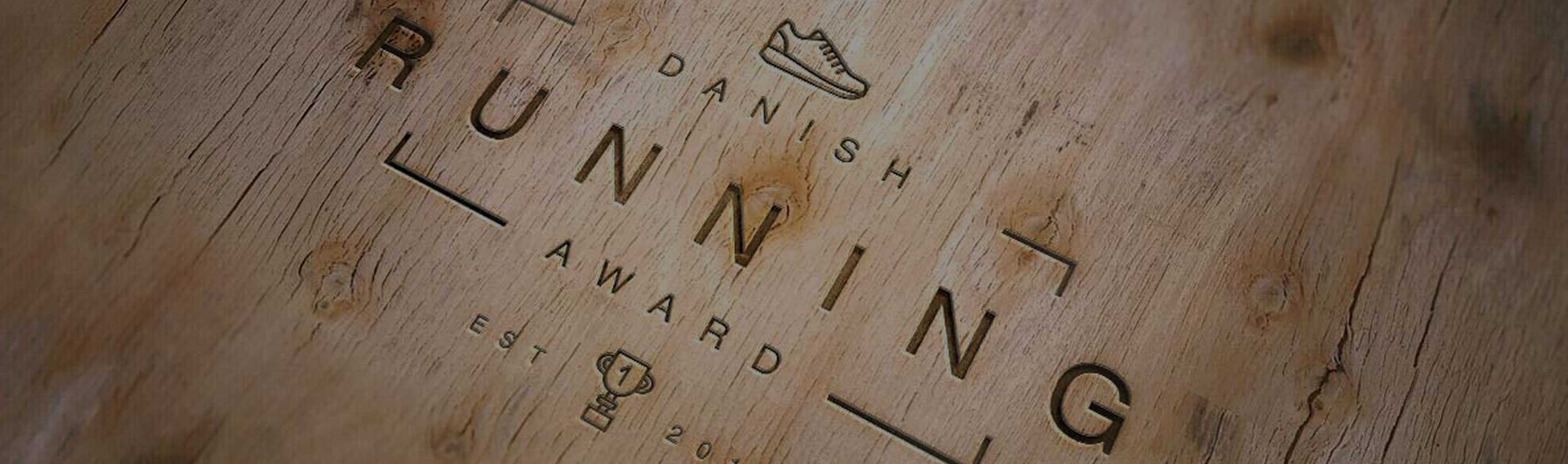 DANISH RUNNING AWARD 2017 (UDSOLGT)