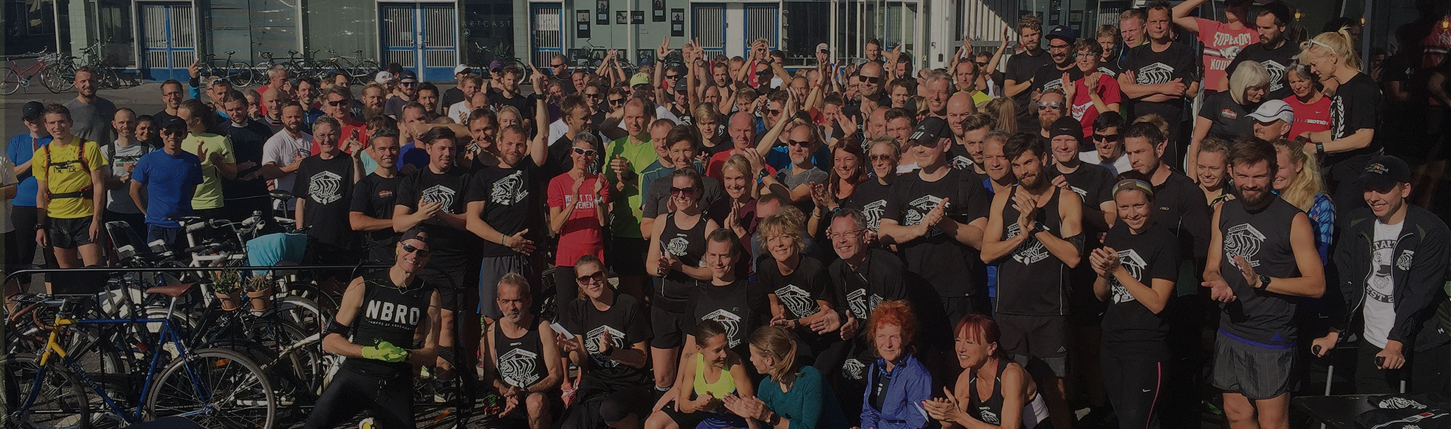 Danmarks Største Løbefællestræning v. MRC Fællestræning #35
