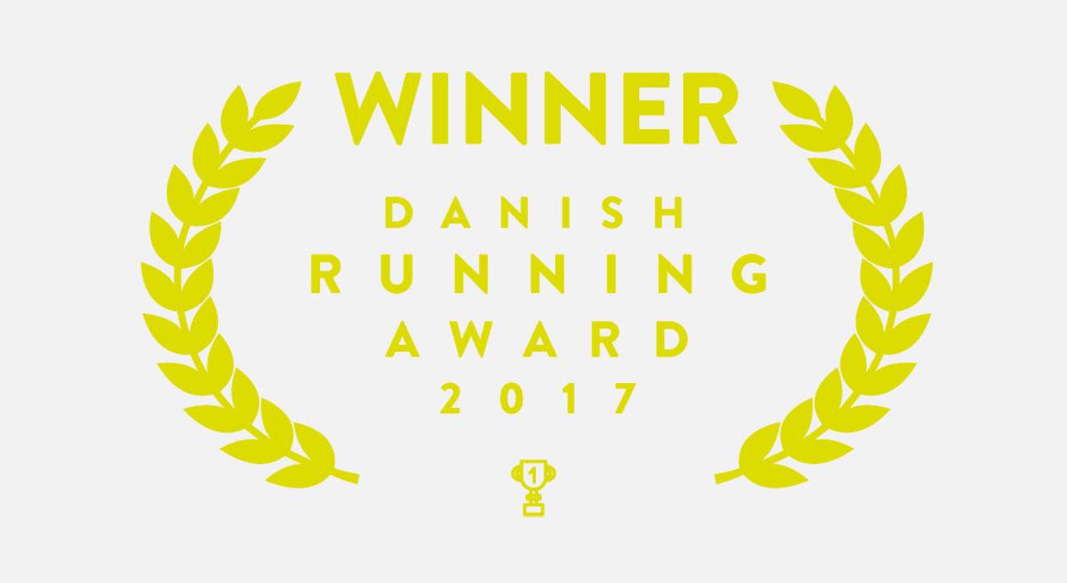 Vinderne af Danish Running Award 2017!